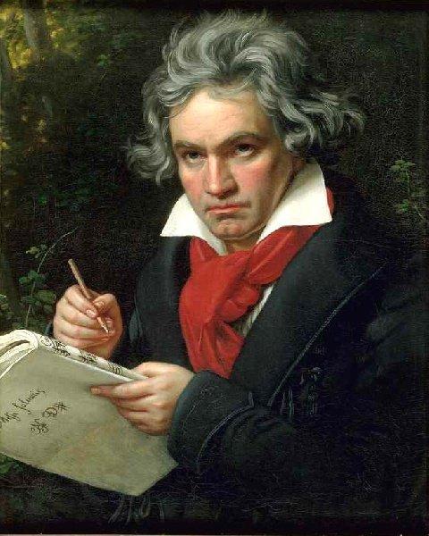 Ludwig van Beethoven: 1770-1827