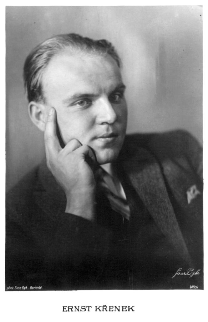 Ernst Křenek