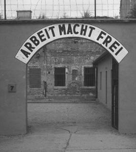 Pintu gerbang Theresienstadt