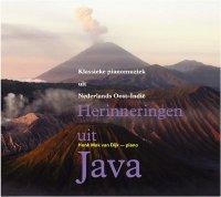 Omslag CD Herinnering uit Java