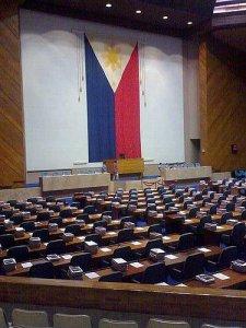 Batasang Pambansa, parlemen Filipina