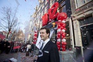 Lodewijk Asscher, wethouder (sekwilda) Amsterdam ketua Coalitie Project 1012