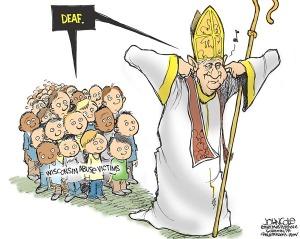 Karikatur John Cole dari thetimestribune.com
