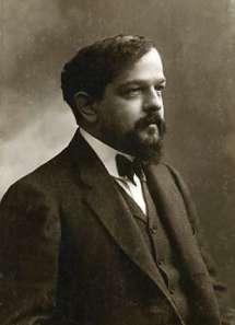 Claude Debussy ca1908, photograph by Félix Nadar