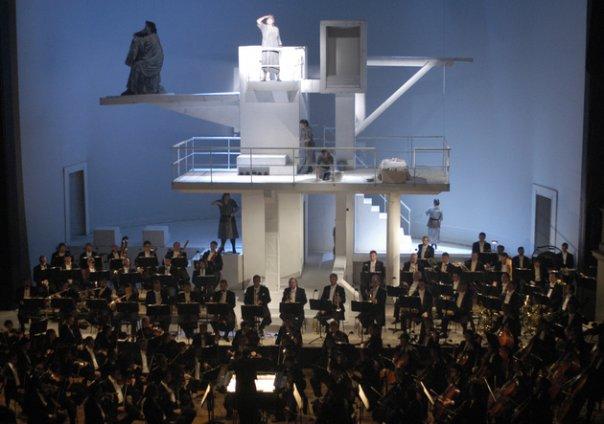 Elektra di panggung Semper Oper, Dresden