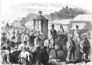 Kaisar Meiji memindahkan ibukota ke Tokyo Mei 1869