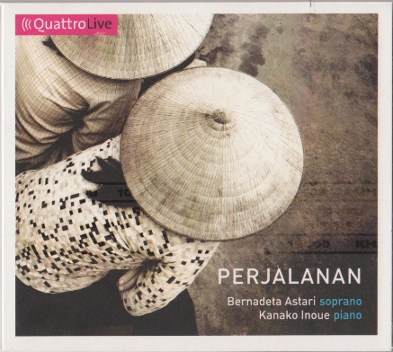 Sampul CD Perdjalanan