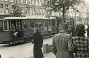 Razzia tram di Amsterdam