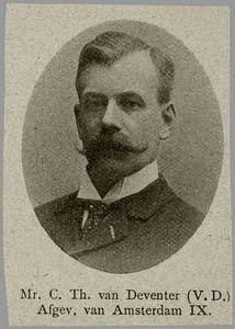Conrad Theodor van Deventer dianggap sebagai bapak Politik Etis