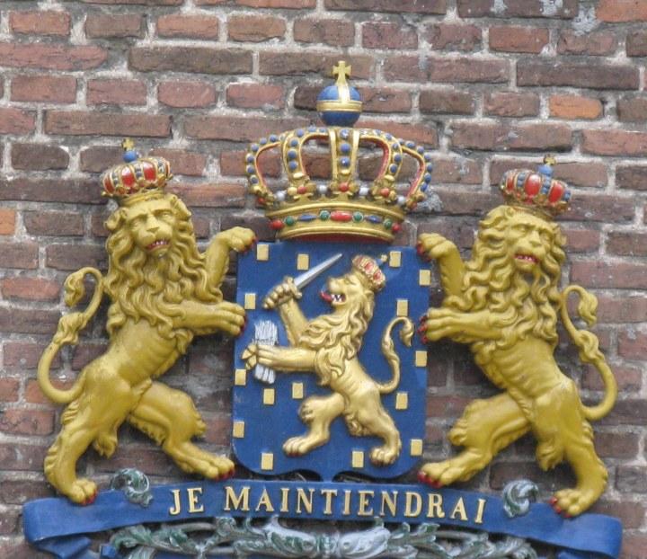Motto negara Belanda