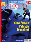 Tempo edisi chusus 40 tahun