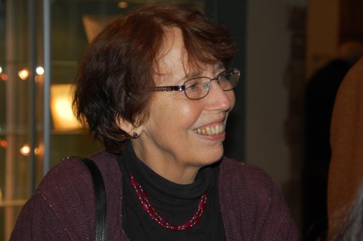 Hedi Hinzler, Desember 2014 di Leiden
