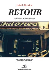 Sampul depan »Retour«