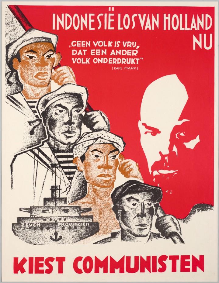 Indonesia lepas dari Belanda, sekarang djuga