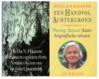 Dua buku non-fiksi tentang Hindia Belanda