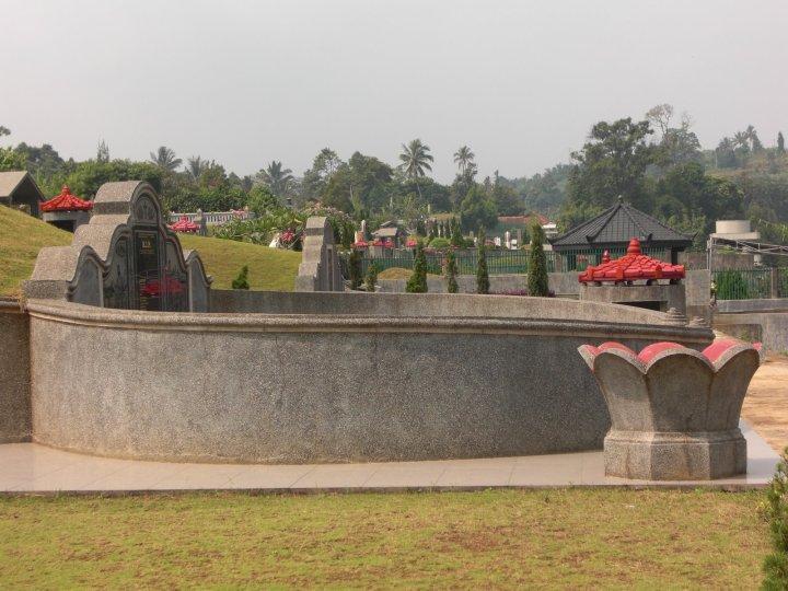 Kuburan Tjino di Bogor