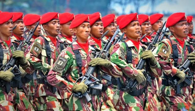 Het leger: niet meer in het parlement