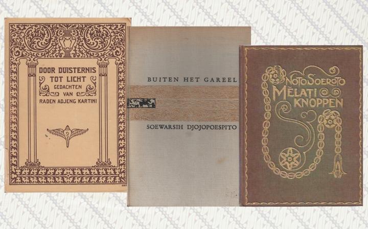 Buku2 Kartini, Soewarsih dan Soeroto