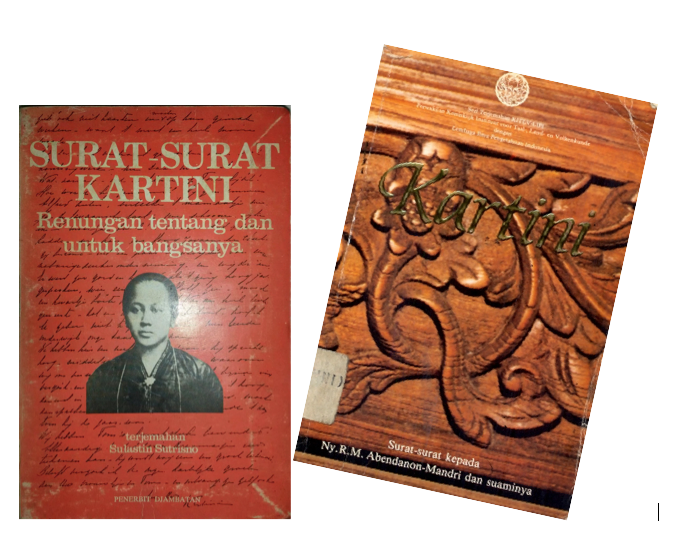 Dua buku terdjemahan Sulastin Sutrisno