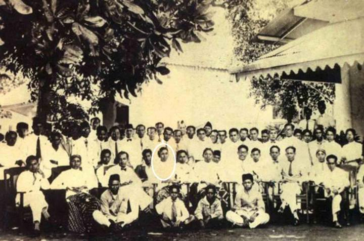 Kongres Pemuda I jang diselenggarakan pada 1926