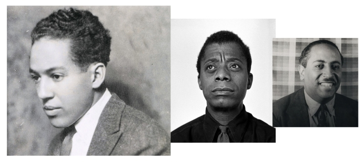 Langston Hughes - James Baldwin - Arna Bontemps