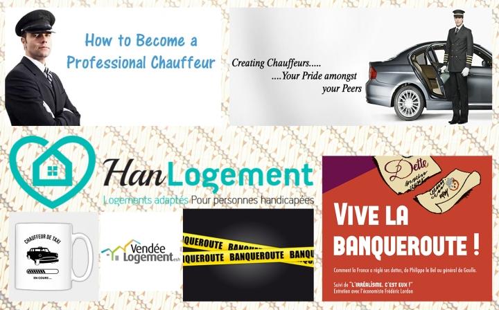 Chauffeur - banqueroute - logement dalam edjaan bahasa Prantjis