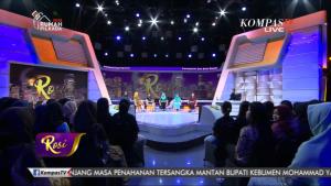 Para keminggris nongol di KompasTV