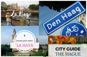 Den Haag dalam bahasa2 Belanda, Prantjs, Spanjol dan Inggris